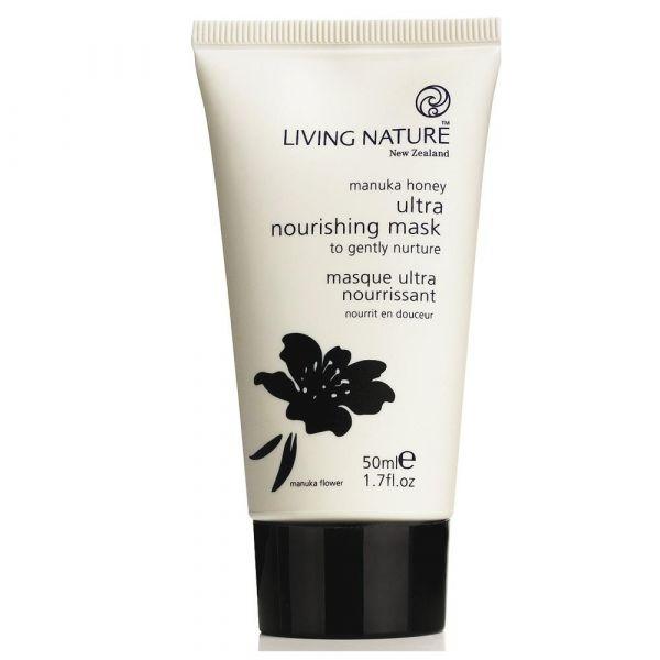 Living Nature Ultra Nourishing Mask Reichhaltige Maske