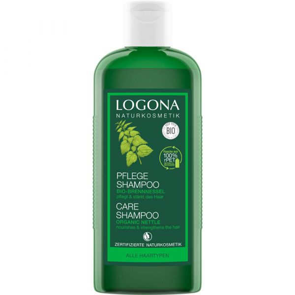 Logona Pflege Shampoo Brennessel 75ml