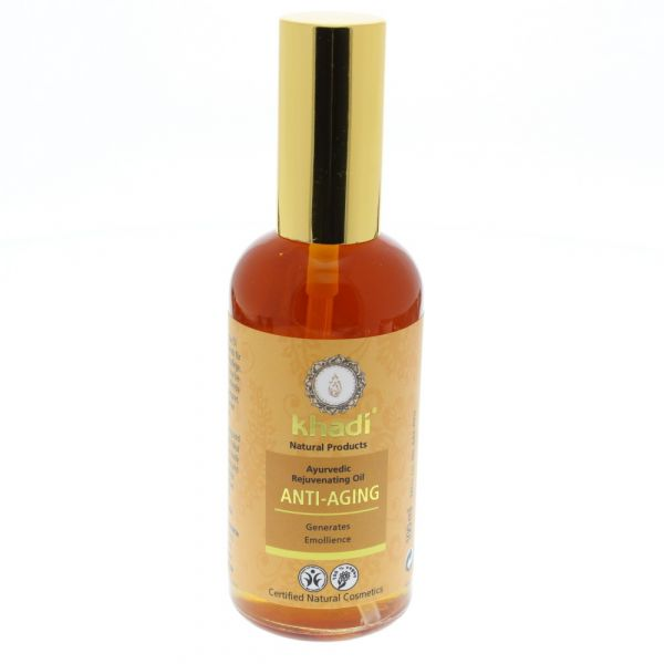 Khadi Gesichts & Körperöl Anti Aging 100ml