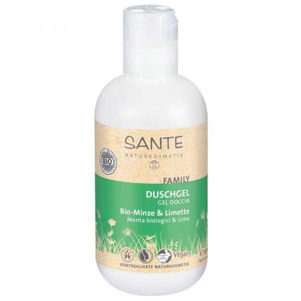 Sante Duschgel Minze & Limette