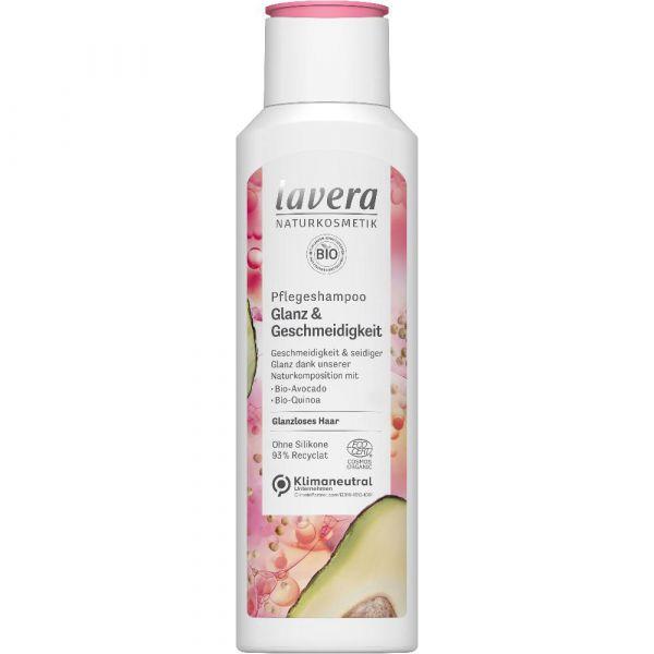 Lavera  PFLEGESHAMPOO GLANZ & GESCHMEIDIGKEIT Bio-Avocado & Bio-Quinoa