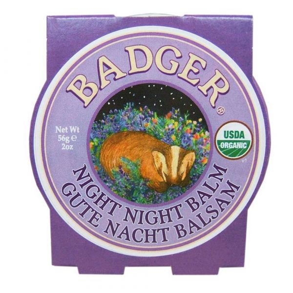Badger Night Balm 56g