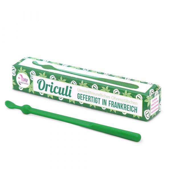 Lamazuna Oriculi Ohrenstäbchen Grün