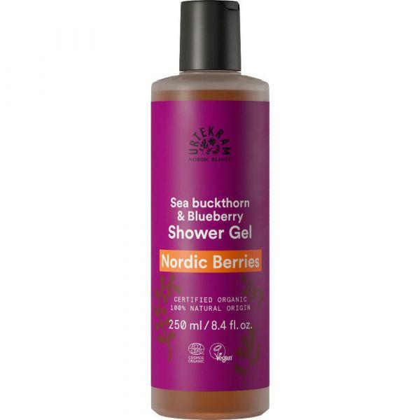 Urtekram Nordic Berries Shower Gel