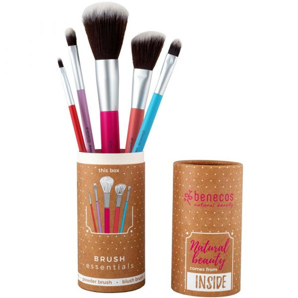 Benecos Geschenkset Brush Essentials