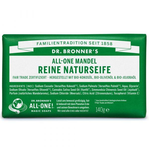 Dr. Bronners Reine Naturseife Mandel