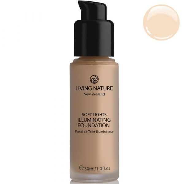 Living Nature SOFT LIGHTS ILLUMINATING TINTS DAWN GLOW