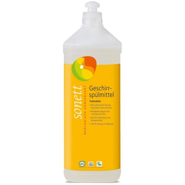 Sonett Geschirrspülmittel Calendula 1 Liter