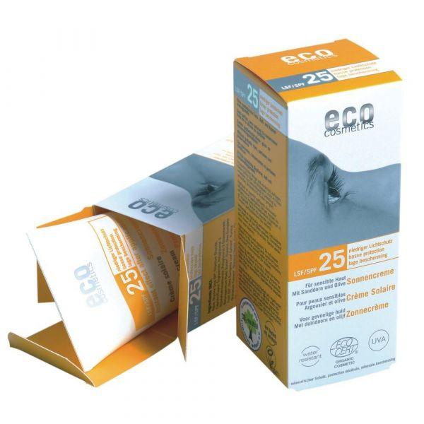 Eco Cosmetics Sonnencreme LSF 25