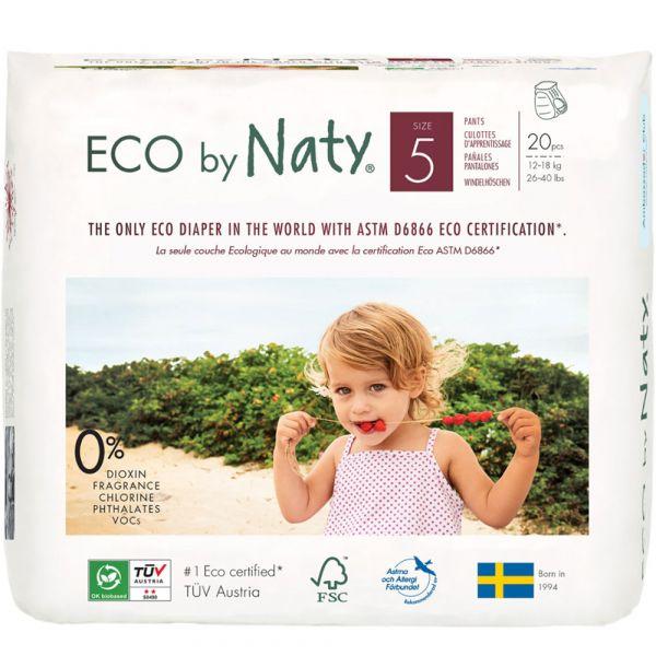 Naty Eco Windelhöschen Gr. 5  12-18 kg