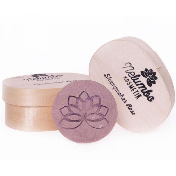 Nelumbo Kosmetik Shampoobar Rose