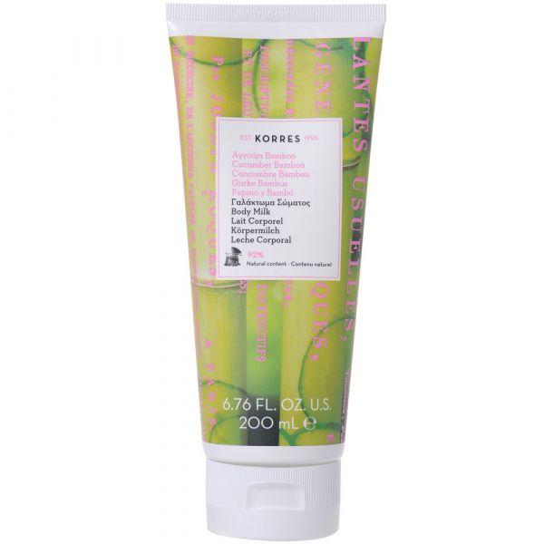 Korres Cucumber Bamboo Körpermilch