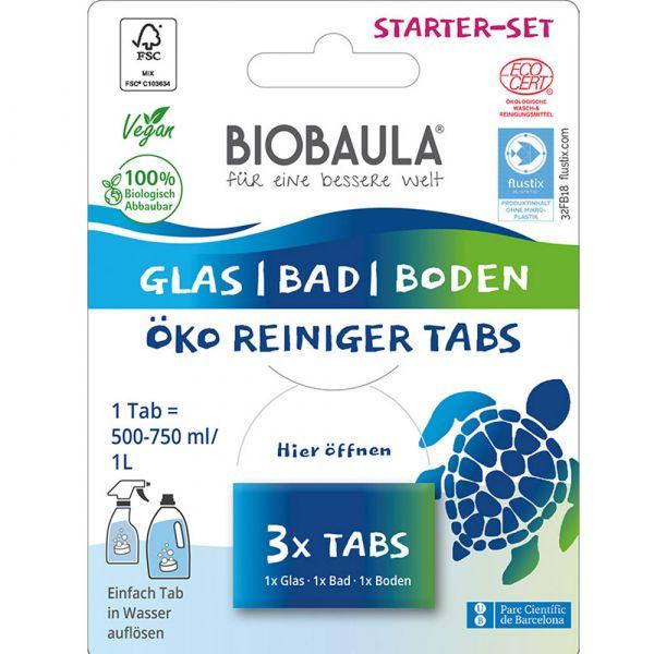 Biobaula Starter-Set Reiniger Tabs