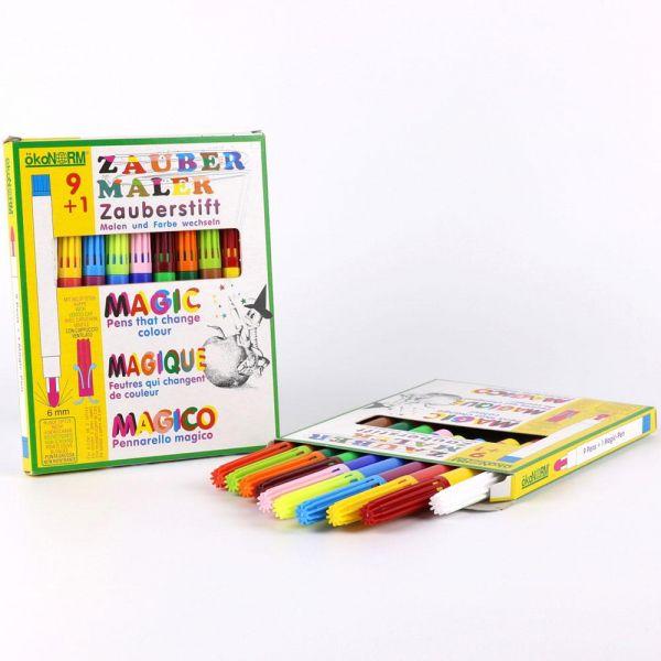 Oekonorm Zaubermaler, 9 Farben
