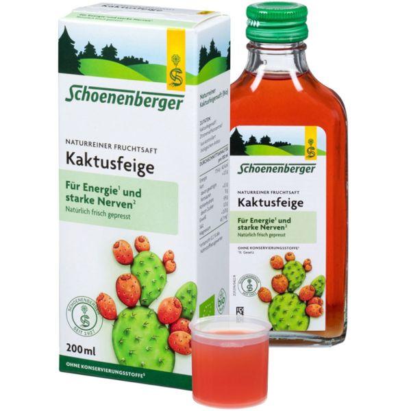 Schoenenberger Kaktusfeigen-Saft