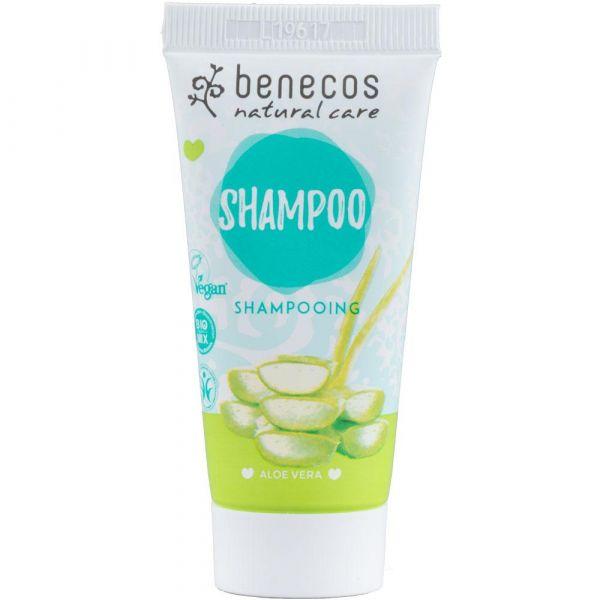 Benecos Shampoo Aloe Vera 30ml