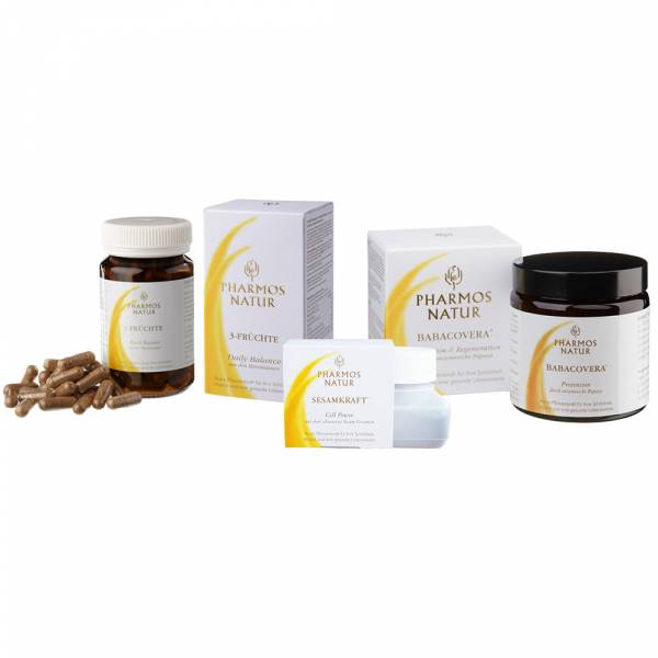 Pharmos Natur DETOX Set