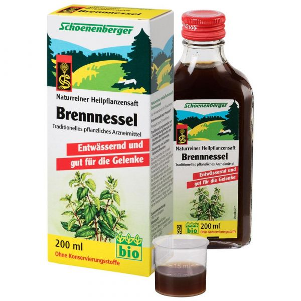 Schoenenberger Brennnessel-Saft