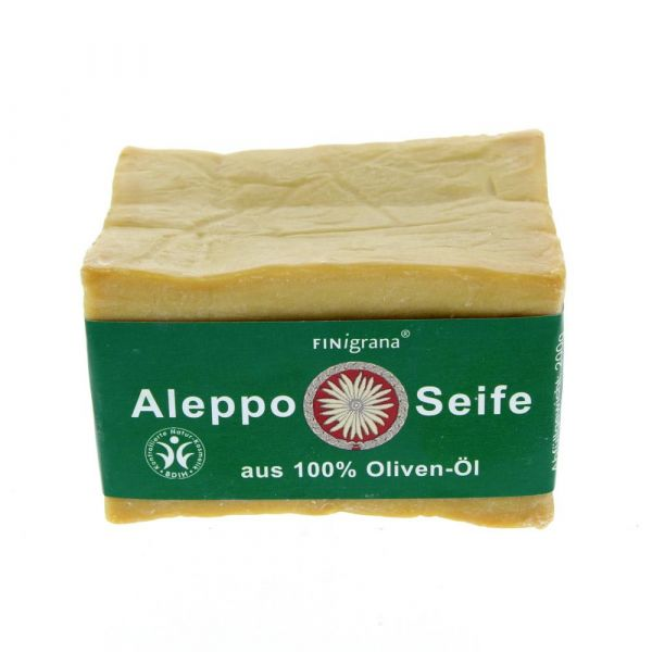 Finigrana Alepposeife 100% Olivenöl