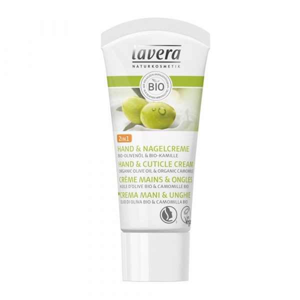 Lavera Hand & Nagelcreme 2in1 20ml