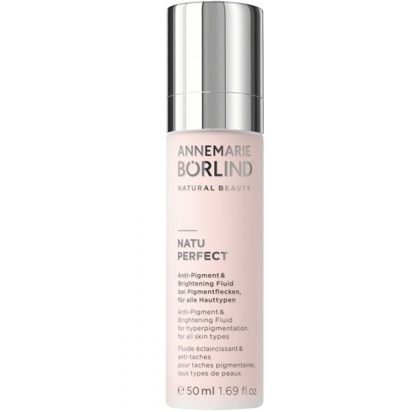 ANNEMARIE BÖRLIND NatuPerfect Anti-Pigment & Brithening Fluid