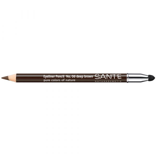 Sante Kajal Eyeliner No.6 deep brown