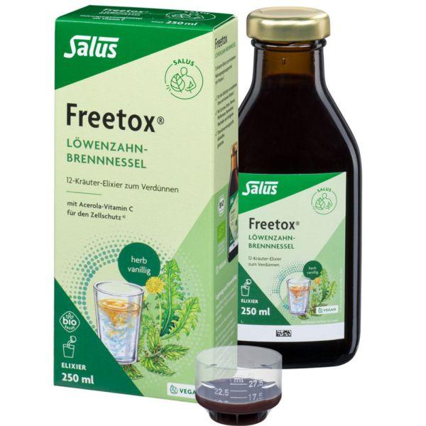 Salus Freetox 12-Kräuter Elixier 250ml