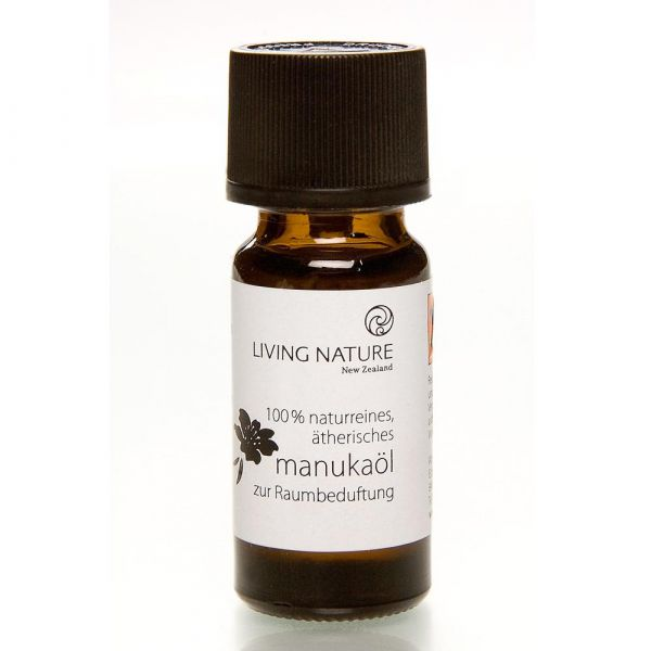 Living Nature Manuka Oil Manukaöl ätherisch
