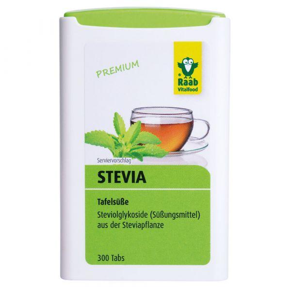Raab Vitalfood Stevia Tabs Tafelsüße