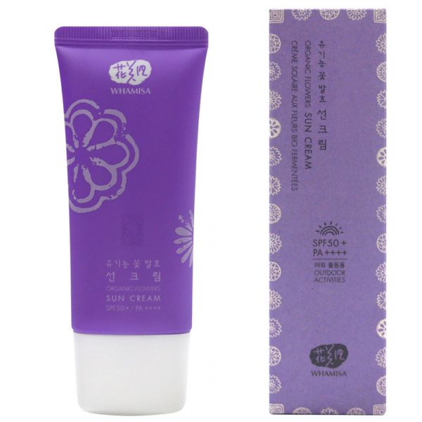 Whamisa Sun Cream SPF50