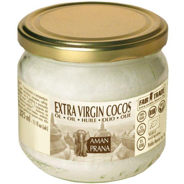Amanprana Kokos Öl nativ extra 325ml