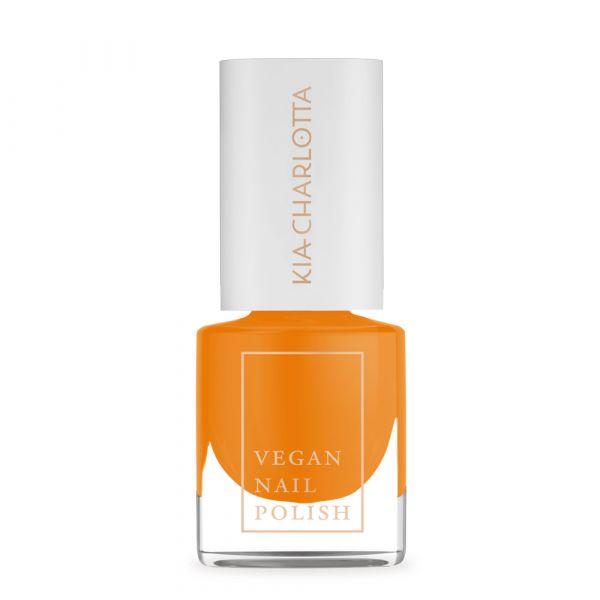 Kia Charlotta Nagellack Summer Heliophilia Mandarin-Orange