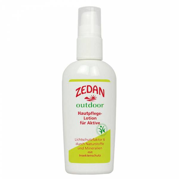 Zedan outdoor Hautpfegelotion