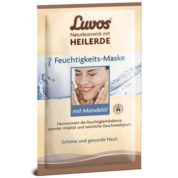 Luvos Creme-Maske Feuchtigkeit