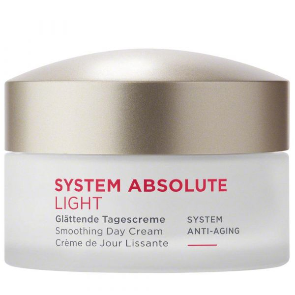ANNEMARIE BÖRLIND SYSTEM ABSOLUTE Anti-Aging Glättende Tagescreme light