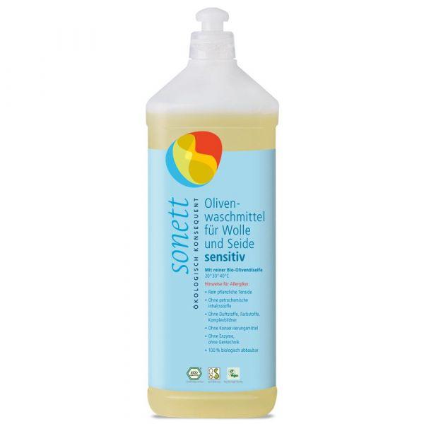 Sonett Oliven Waschmittel neutral