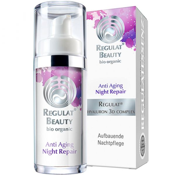 Regulat® Beauty Anti Aging Night Repair 30ml
