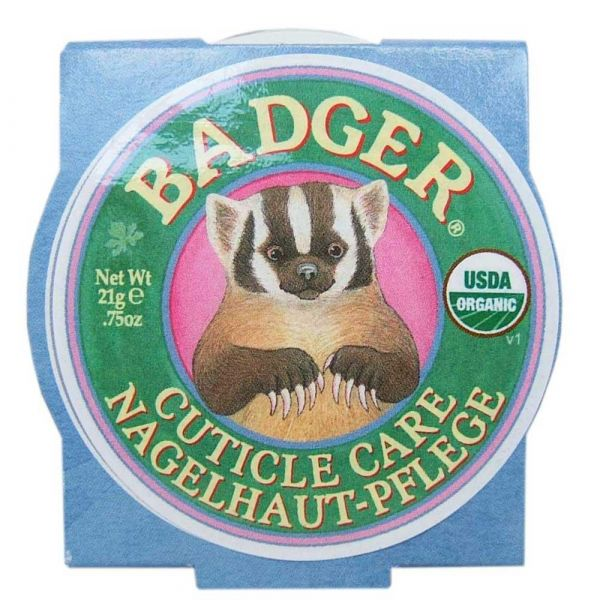 Badger Cuticle Care Balm small