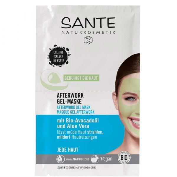 Sante Afterwork Gel-Maske