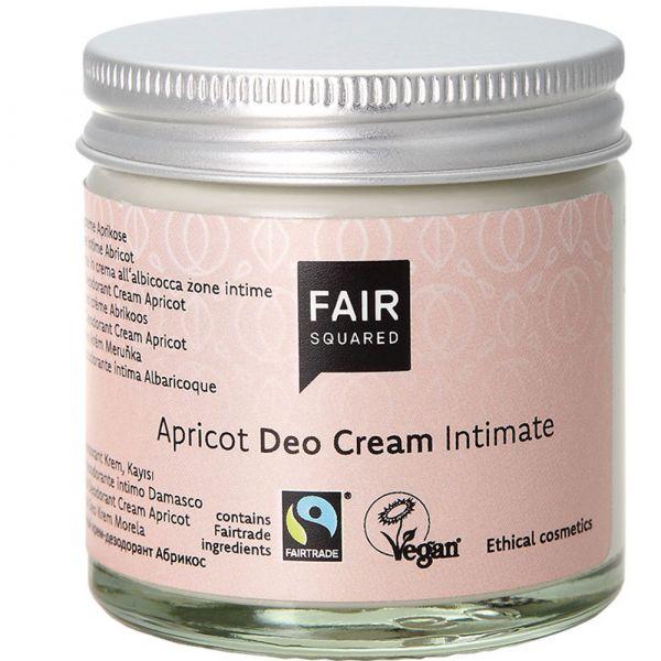 Fair Squared Intimate Deo Cream Apricot