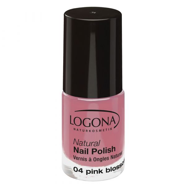 Logona Natural Nail polish No.04 pink blossom