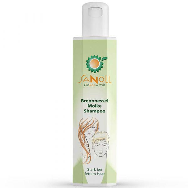 Sanoll Brennnessel Molke Shampoo 200ml