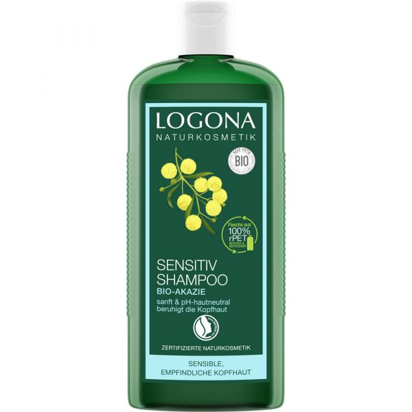 Logona Sensitive Shampoo Bio-Akazie