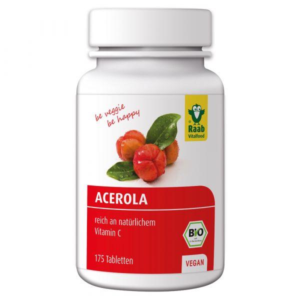 Raab Vitalfood Acerola Tabletten
