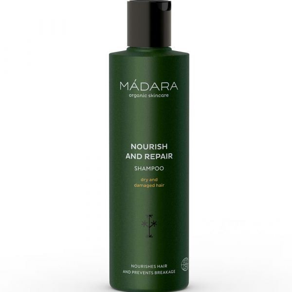 Madara Nourish and Repair shampoo