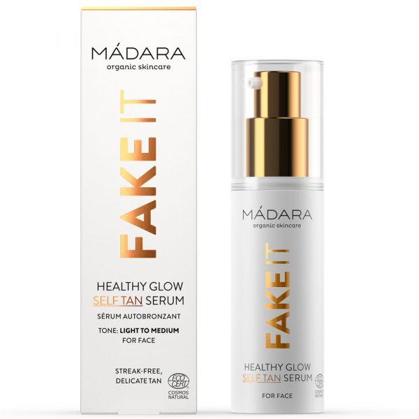 Madara FAKE IT Healthy Glow Selbstbräunendes Serum