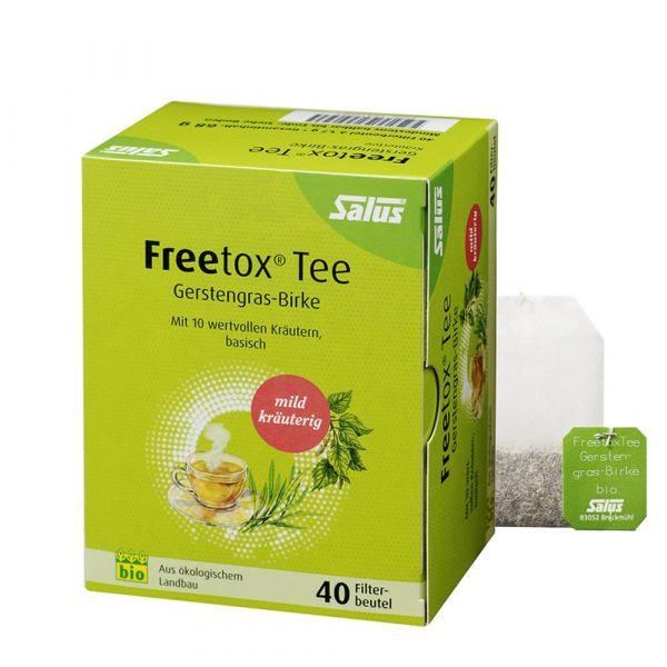 Salus Freetox Gerstengras Birke Tee