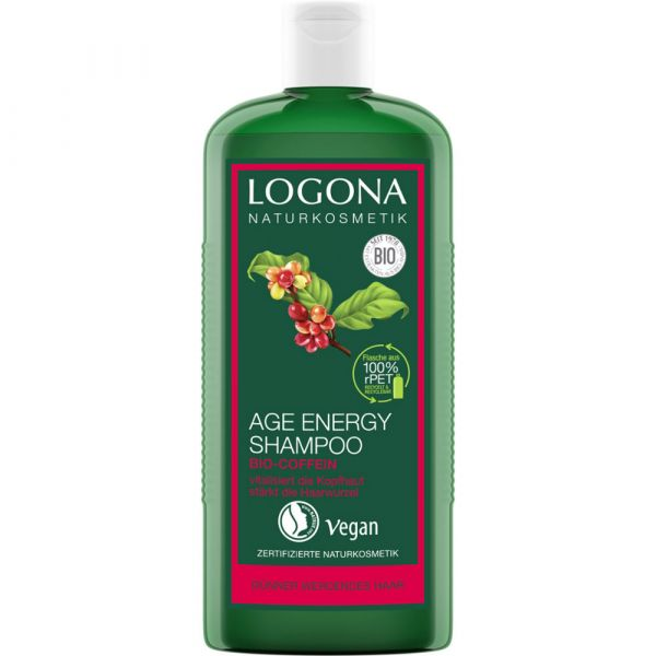 Logona Age Energy Coffein Shampoo 250ml