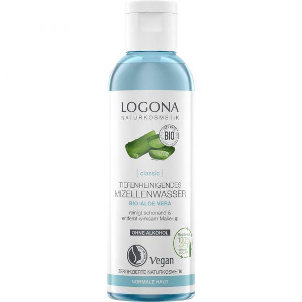 Logona Tiefenreinigendes Mizellenwasser Bio-Aloe Vera