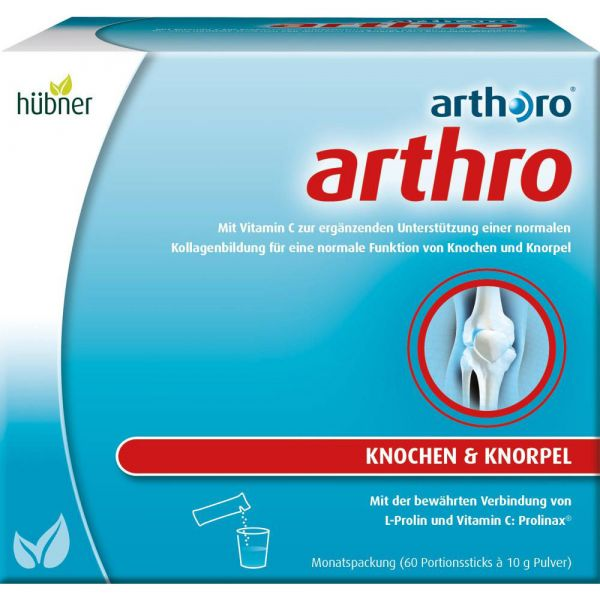 Hübner arthoro® arthro 600g
